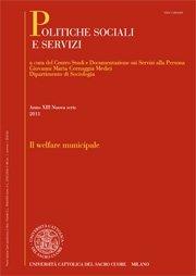 Welfare municipale e sostegno alla famiglia: valutazione del ruolo dei servizi territoriali nell'adozione mite
